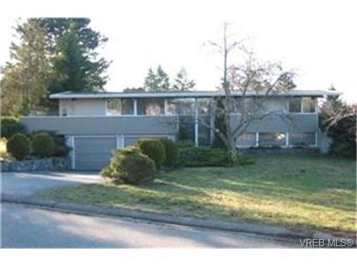 Main Photo:  in VICTORIA: SW Northridge House for sale (Saanich West)  : MLS®# 454281