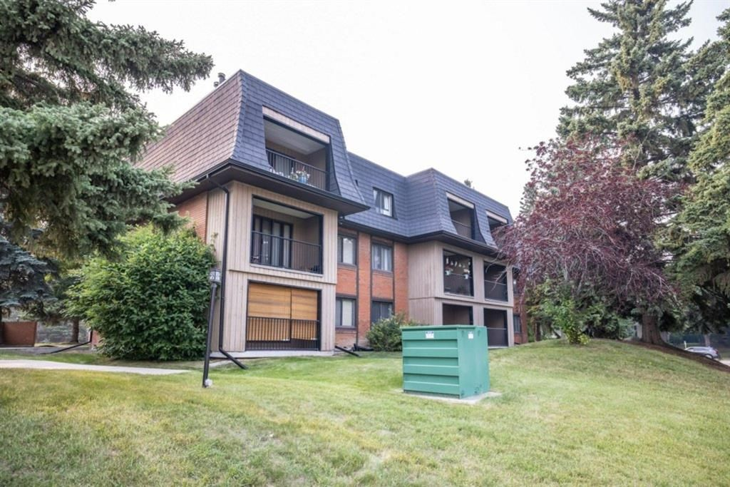 Main Photo: 3101 4001C 49 Street NW in Calgary: Varsity Apartment for sale : MLS®# A1135527