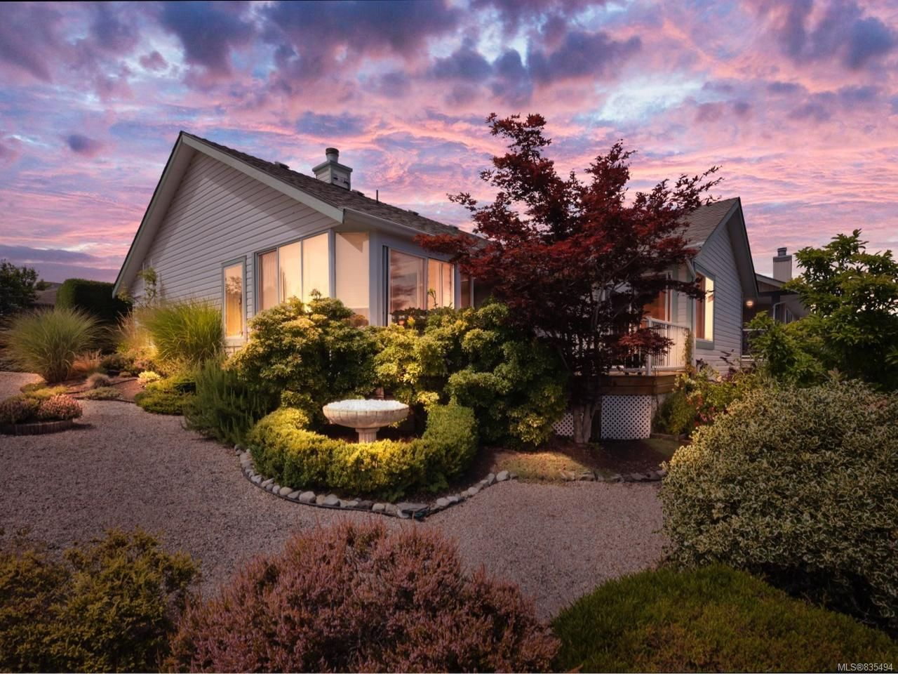 Main Photo: 603 St Andrews Lane in COBBLE HILL: ML Cobble Hill House for sale (Malahat & Area)  : MLS®# 835494