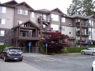 "Photo 1: 407 2581 LANGDON Street in Abbotsford: Abbotsford West Condo for sale in ""COBBLESTONE"" : MLS®# R2173137"