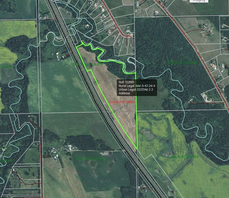 FEATURED LISTING: Highway 2A Rural Wetaskiwin County