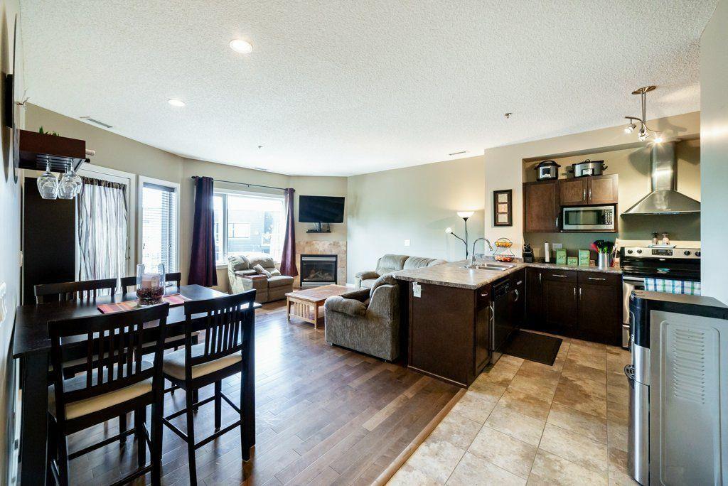 Main Photo: 320 35 STURGEON Road: St. Albert Condo for sale : MLS®# E4225052