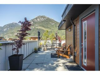 """Photo 25: 52 39769 GOVERNMENT Road in Squamish: Northyards Townhouse for sale in """"BREEZE"""" : MLS®# R2583791"""