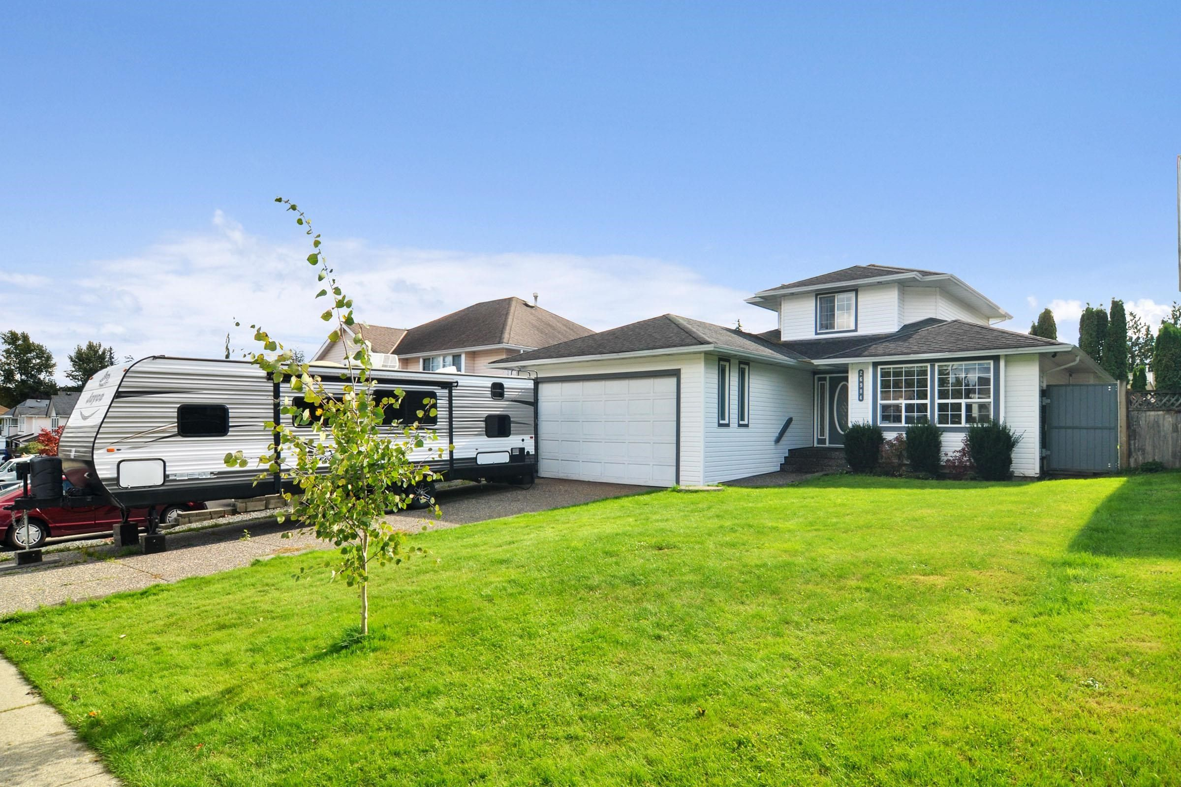 Main Photo: 26984 27B Avenue in Langley: Aldergrove Langley House for sale : MLS®# R2624154