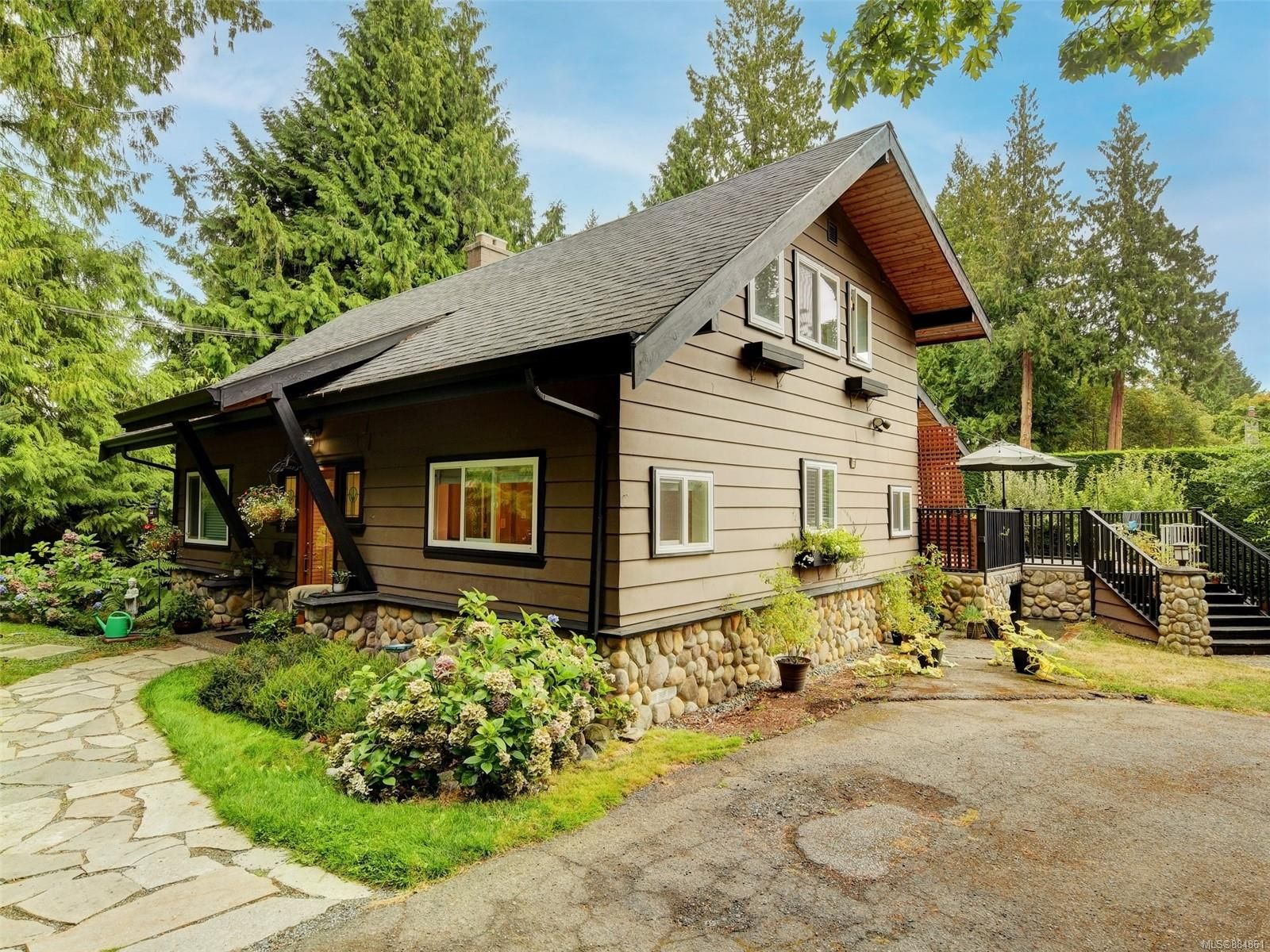Main Photo: 768 Piedmont Dr in Saanich: SE Cordova Bay House for sale (Saanich East)  : MLS®# 884861