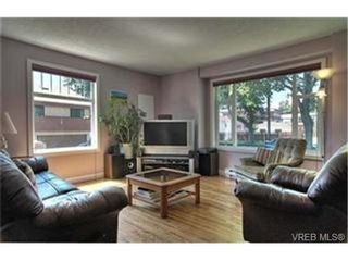 Photo 2:  in VICTORIA: Vi James Bay House for sale (Victoria)  : MLS®# 439798
