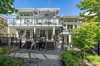 """Main Photo: 6 2717 HORLEY Street in Vancouver: Collingwood VE Townhouse for sale in """"Aviida"""" (Vancouver East)  : MLS®# R2589193"""