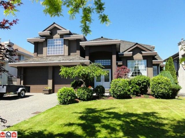 Main Photo: 16915 103A Avenue in Surrey: Fraser Heights House for sale (North Surrey)  : MLS®# F1117556