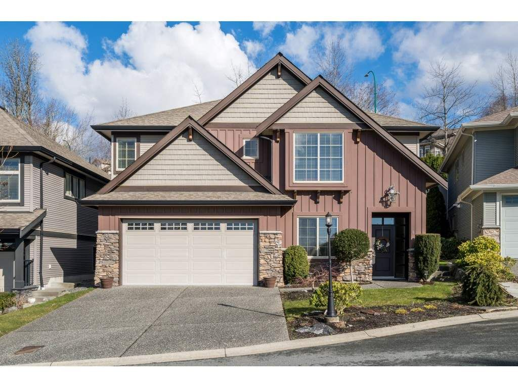 "Main Photo: 8 3457 WHATCOM Road in Abbotsford: Abbotsford East House for sale in ""The Pines"" : MLS®# R2540094"