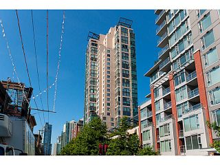"""Photo 18: 603 1155 HOMER Street in Vancouver: Yaletown Condo for sale in """"CityCrest"""" (Vancouver West)  : MLS®# V1078829"""
