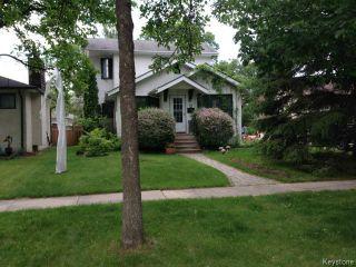 Photo 1: 34 Sunset Boulevard in WINNIPEG: St Vital Residential for sale (South East Winnipeg)  : MLS®# 1510075
