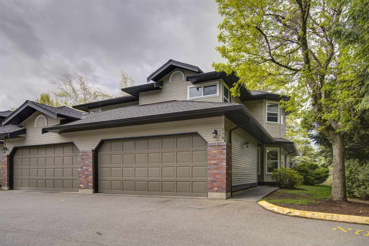 "Main Photo: 116 36060 OLD YALE Road in Abbotsford: Abbotsford East Townhouse for sale in ""Mountainview"" : MLS®# R2454373"