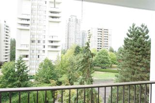 Photo 2: 608 4165 MAYWOOD Street in Burnaby: Metrotown Condo for sale (Burnaby South)  : MLS®# R2595341