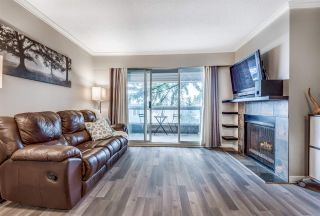 "Photo 1: 212 932 ROBINSON Street in Coquitlam: Coquitlam West Condo for sale in ""Shaughnessy"" : MLS®# R2539426"