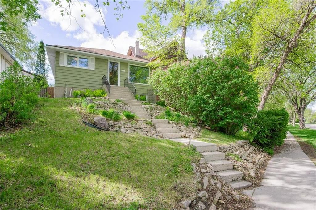 Main Photo: 230 Enfield Crescent in Winnipeg: Norwood Residential for sale (2B)  : MLS®# 202112816