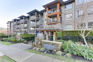 "Photo 1: 311 3178 DAYANEE SPRINGS Boulevard in Coquitlam: Westwood Plateau Condo for sale in ""TAMARACK"" : MLS®# R2530010"