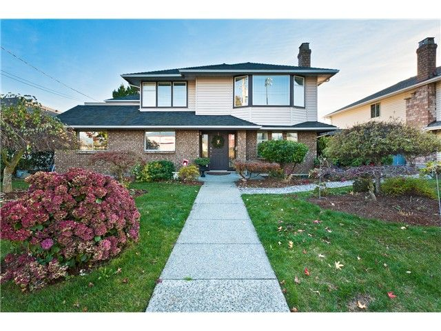 Photo 1: Photos: 6430 CURTIS Street in Burnaby: Parkcrest House for sale (Burnaby North)  : MLS®# V981822