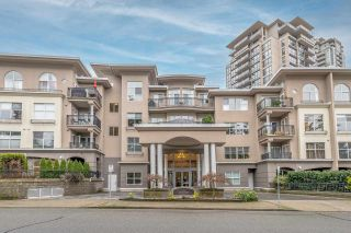 """Photo 1: 308 1185 PACIFIC Street in Coquitlam: North Coquitlam Condo for sale in """"CENTREVILLE"""" : MLS®# R2528120"""