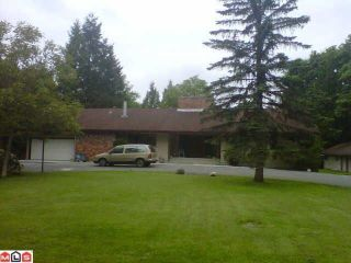 Photo 1: 17423 100TH Avenue in Surrey: Fraser Heights House for sale (North Surrey)  : MLS®# F1122477