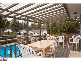 """Photo 3: 20712 39TH Avenue in Langley: Brookswood Langley House for sale in """"Brookswood"""" : MLS®# F1110432"""