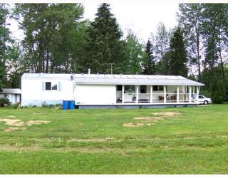 """Photo 3: 6735 SALMON VALLEY Road in Salmon_Valley: N76SV Manufactured Home for sale in """"SALMON VALLEY"""" (PG Rural North (Zone 76))  : MLS®# N174141"""