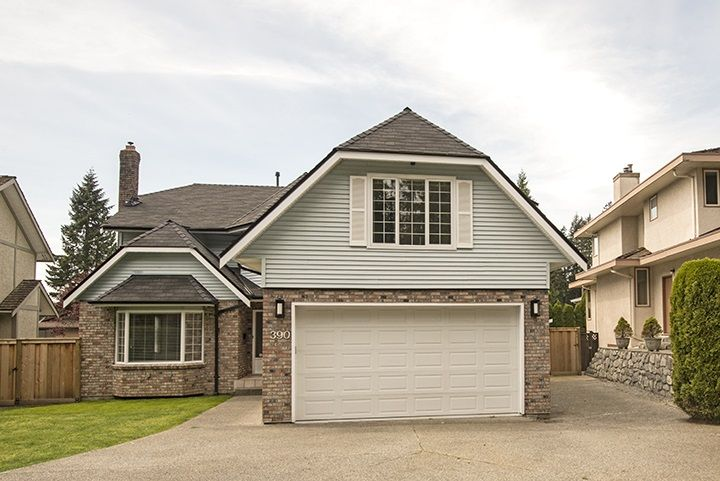 Main Photo: 390 BALFOUR Drive in Coquitlam: Coquitlam East House for sale : MLS®# R2061458