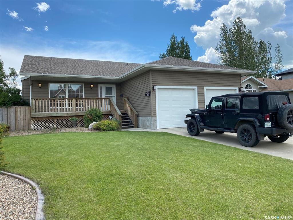 Main Photo: 401 38th Street in Battleford: Residential for sale : MLS®# SK818473