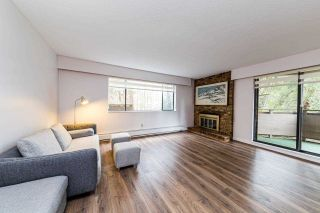 Main Photo: 110 1385 DRAYCOTT Road in North Vancouver: Lynn Valley Condo for sale : MLS®# R2547266