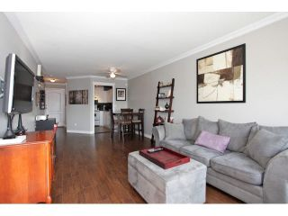 """Photo 7: 403 5759 GLOVER Road in Langley: Langley City Condo for sale in """"COLLEGE COURT"""" : MLS®# F1442596"""