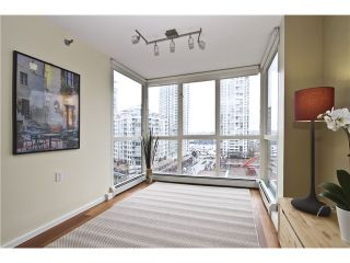 Photo 7: # 902 212 DAVIE ST in Vancouver: Yaletown Condo for sale (Vancouver West)  : MLS®# V1006089