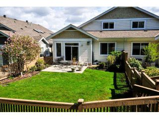 Photo 2: 61 3500 144TH Street in Surrey: Elgin Chantrell Townhouse for sale (South Surrey White Rock)  : MLS®# F1438879