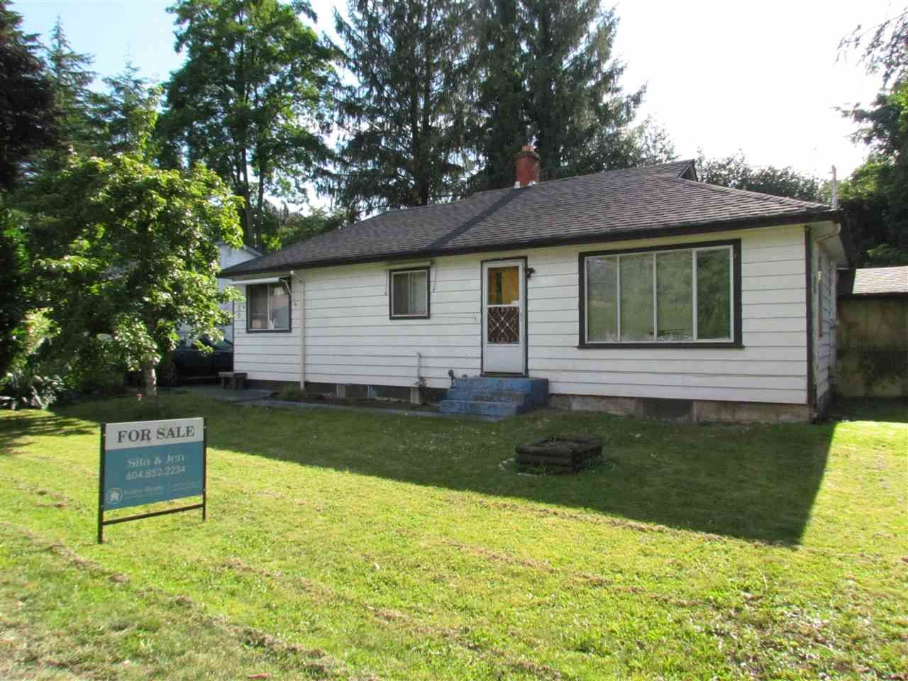 Main Photo: 2329 MOULDSTADE Road in Abbotsford: Central Abbotsford House for sale : MLS®# R2086422