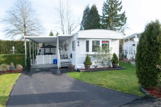 Photo 1: 66 1840 160 Street in Surrey: King George Corridor Manufactured Home for sale (South Surrey White Rock)  : MLS®# R2534834
