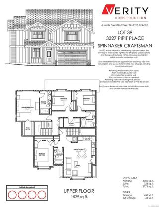 Photo 2: 3327 Pipit Pl in : Co Royal Bay House for sale (Colwood)  : MLS®# 883640