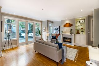 Photo 3: 2878 W 3RD Avenue in Vancouver: Kitsilano 1/2 Duplex for sale (Vancouver West)  : MLS®# R2620030