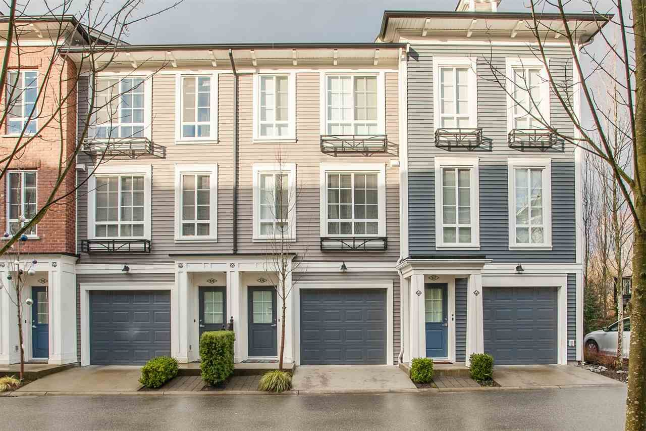 Main Photo: 108 2428 NILE Gate in Port Coquitlam: Riverwood Townhouse for sale : MLS®# R2241047