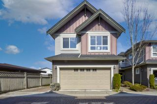 "Main Photo: 36 11393 STEVESTON Highway in Richmond: Ironwood Townhouse for sale in ""Kinsberry"" : MLS®# R2561800"