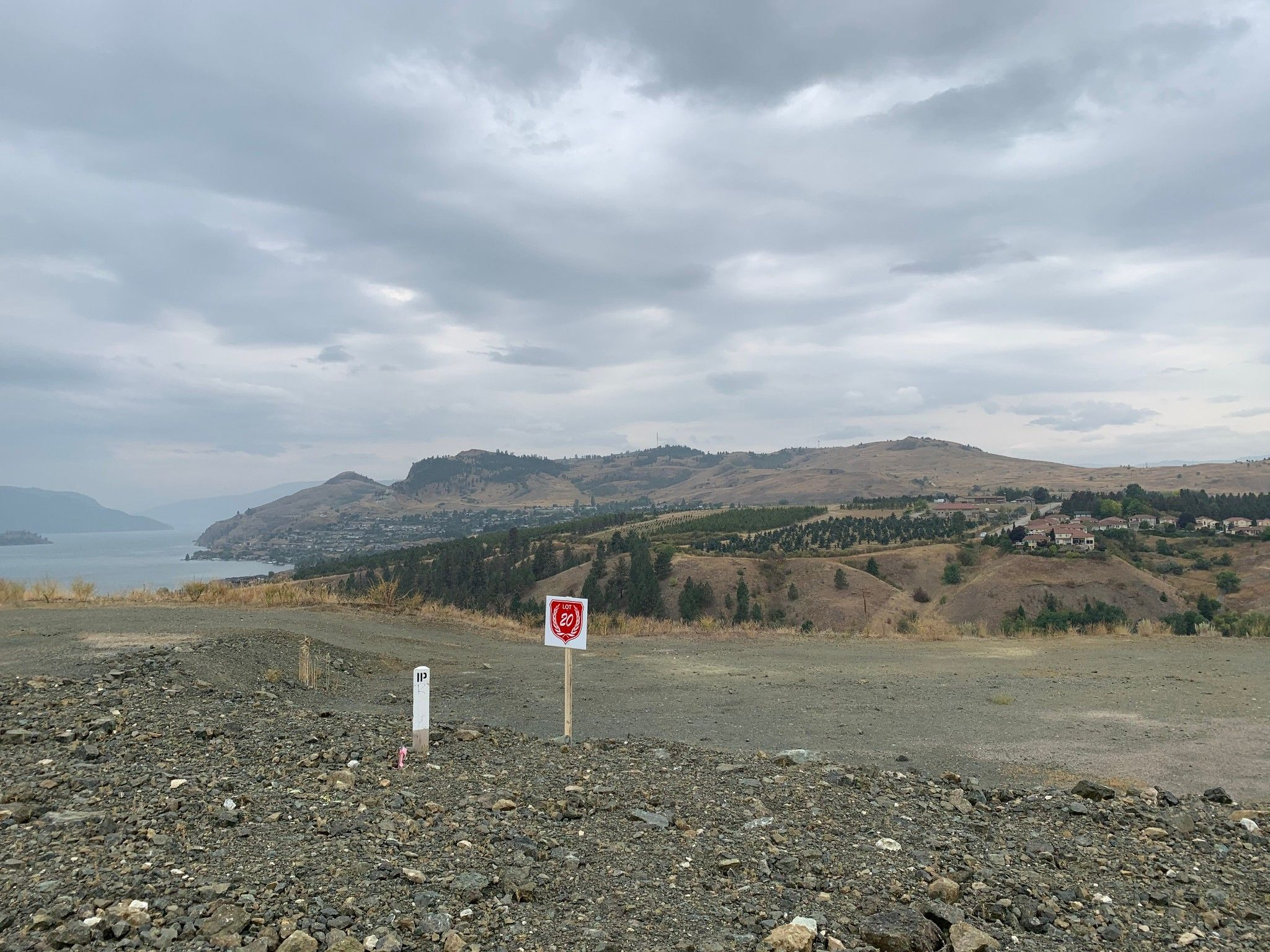Main Photo: Lot 20 912 Mt Griffin Road in Vernon: Middlton Mtn Vacant Land for sale (North Okanagan)  : MLS®# 10215263