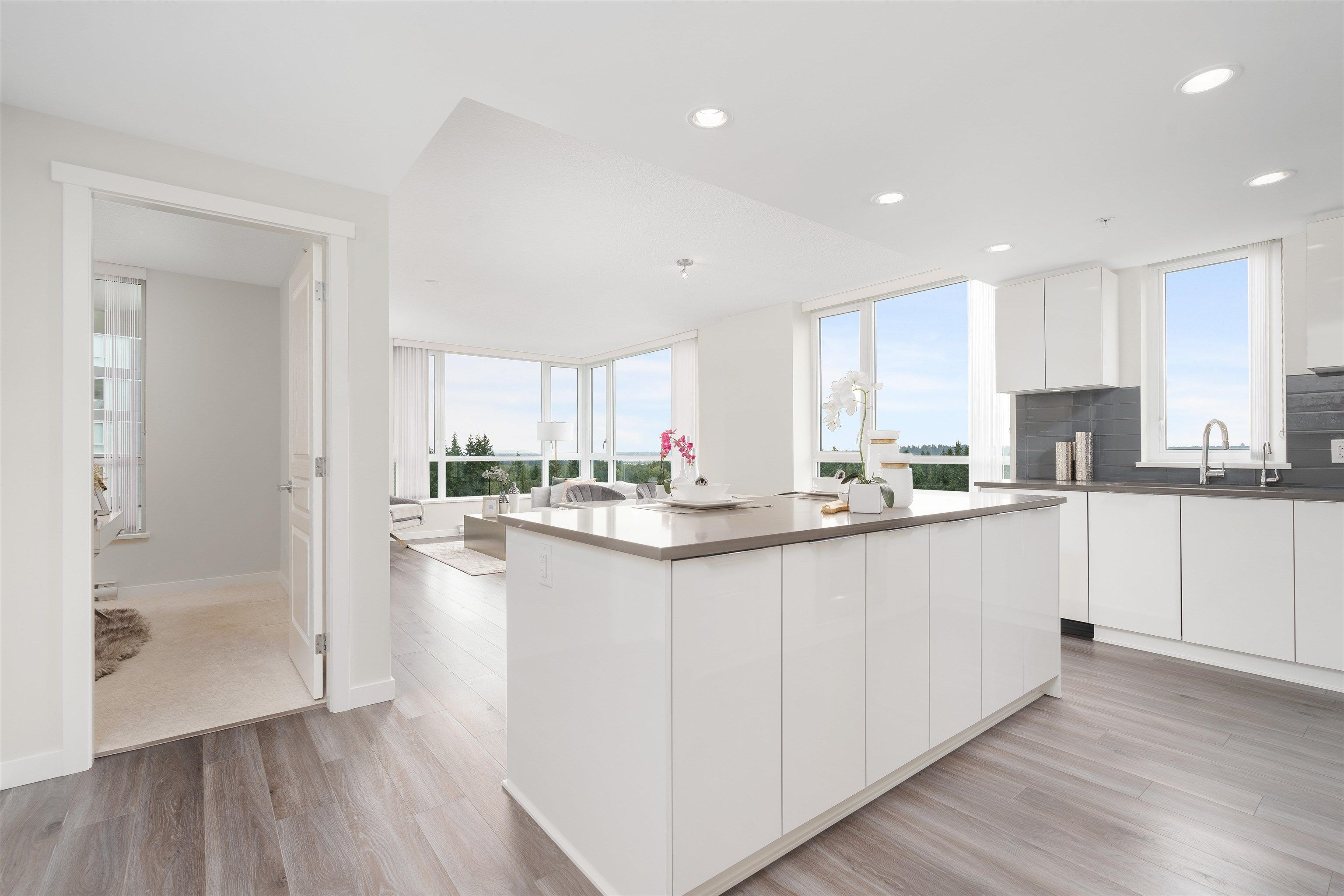 Main Photo: 1303 3096 WINDSOR Gate in Coquitlam: New Horizons Condo for sale : MLS®# R2624830