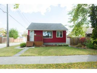 Photo 1: 432 Ravelston Avenue East in WINNIPEG: Transcona Residential for sale (North East Winnipeg)  : MLS®# 1322033