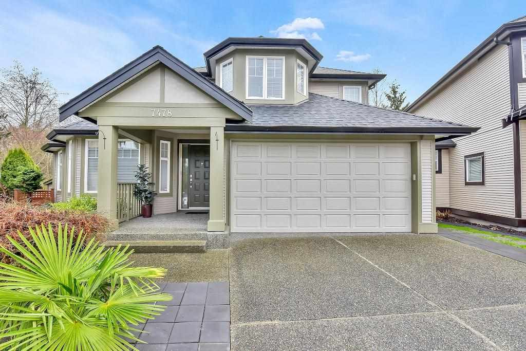 """Main Photo: 7478 146A Street in Surrey: East Newton House for sale in """"CHIMNEY HEIGHTS"""" : MLS®# R2526380"""