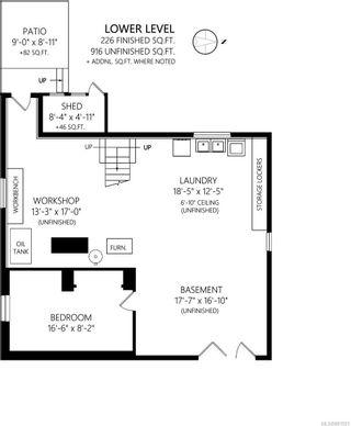 Photo 23: 2416 Mowat St in : OB Henderson House for sale (Oak Bay)  : MLS®# 881551
