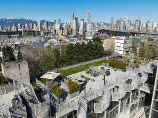 """Photo 29: 513 1540 W 2ND Avenue in Vancouver: False Creek Condo for sale in """"THE WATERFALL BUILDING"""" (Vancouver West)  : MLS®# R2624820"""