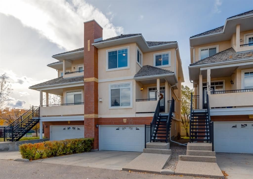 Main Photo: 179 Sierra Morena Landing SW in Calgary: Signal Hill Semi Detached for sale : MLS®# A1147981