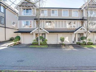 """Photo 1: 8 6747 203 Street in Langley: Willoughby Heights Townhouse for sale in """"SAGEBROOK"""" : MLS®# R2323050"""