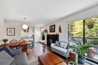 """Photo 6: 203 2910 ONTARIO Street in Vancouver: Mount Pleasant VE Condo for sale in """"ONTARIO PLACE"""" (Vancouver East)  : MLS®# R2618780"""