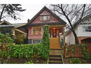 """Photo 1: 242 E 23RD Avenue in Vancouver: Main House for sale in """"MAIN"""" (Vancouver East)  : MLS®# V996039"""