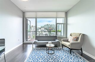 "Photo 8: 703 123 W 1ST Avenue in Vancouver: False Creek Condo for sale in ""Compass"" (Vancouver West)  : MLS®# R2404404"