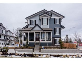 """Photo 1: 1 7157 210 Street in Langley: Willoughby Heights Townhouse for sale in """"Alder"""" : MLS®# R2139231"""