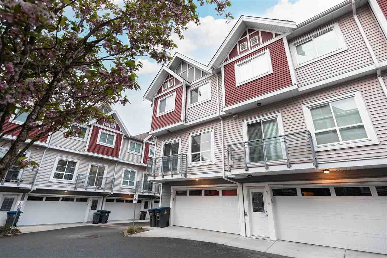 Main Photo: 7 14320 103A Avenue in Surrey: Whalley Townhouse for sale (North Surrey)  : MLS®# R2574435